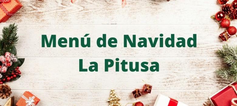 Menú de Navidad en La Pitusa