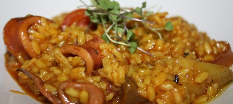 El arroz, principal alimento de la gastronomía valenciana