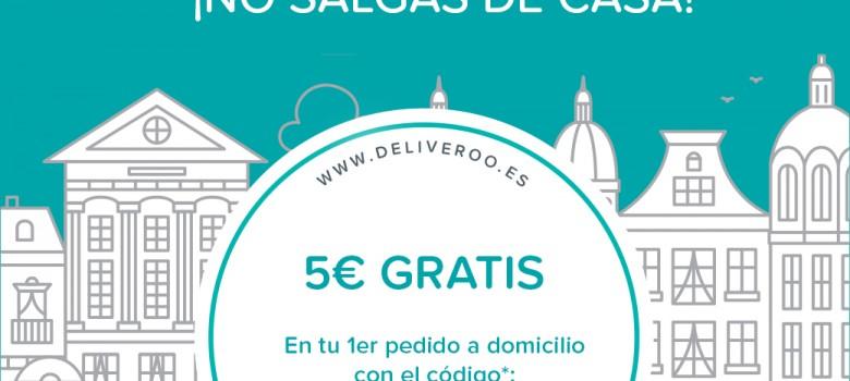 Llevate la comida de La Pitusa a tu casa con Deliveroo