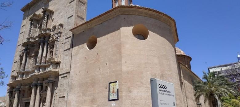 El Centro Cultural del Carmen, un diamante en bruto en el corazón de Valencia